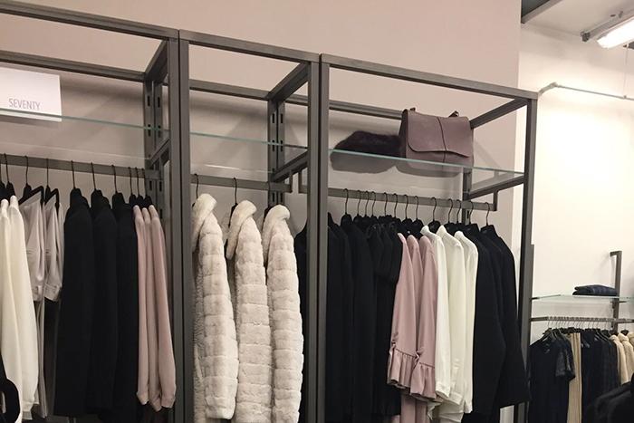 Frame 2 0 prodotti per negozi m arreda for Arreda negozi shop